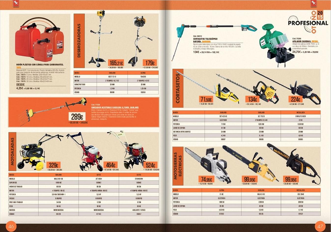 Catálogo Profesional Feinpra 2015 Ferrokey