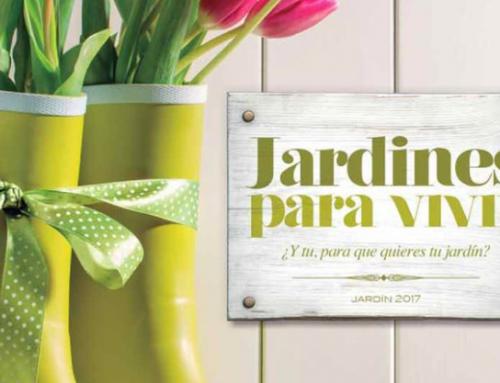 Nuevo Catálogo Jardines para Vivir