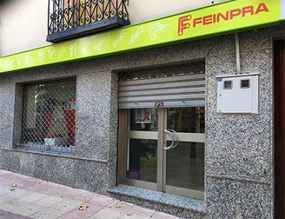 Ferretería Feinpra Villacañas abierta Covid