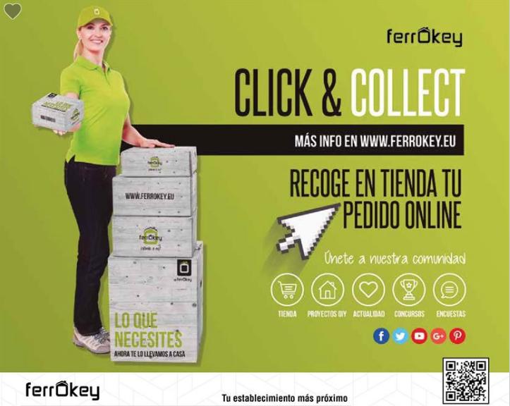 Tienda online Ferrokey Feinpra