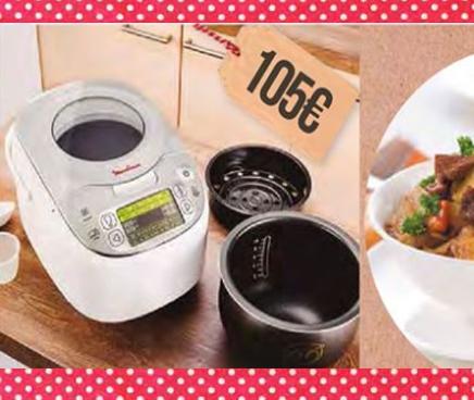 Robot Cocina Moulinex