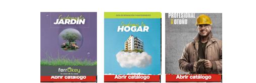 Catálogos Feinpra Ferrokey Jardín 2020
