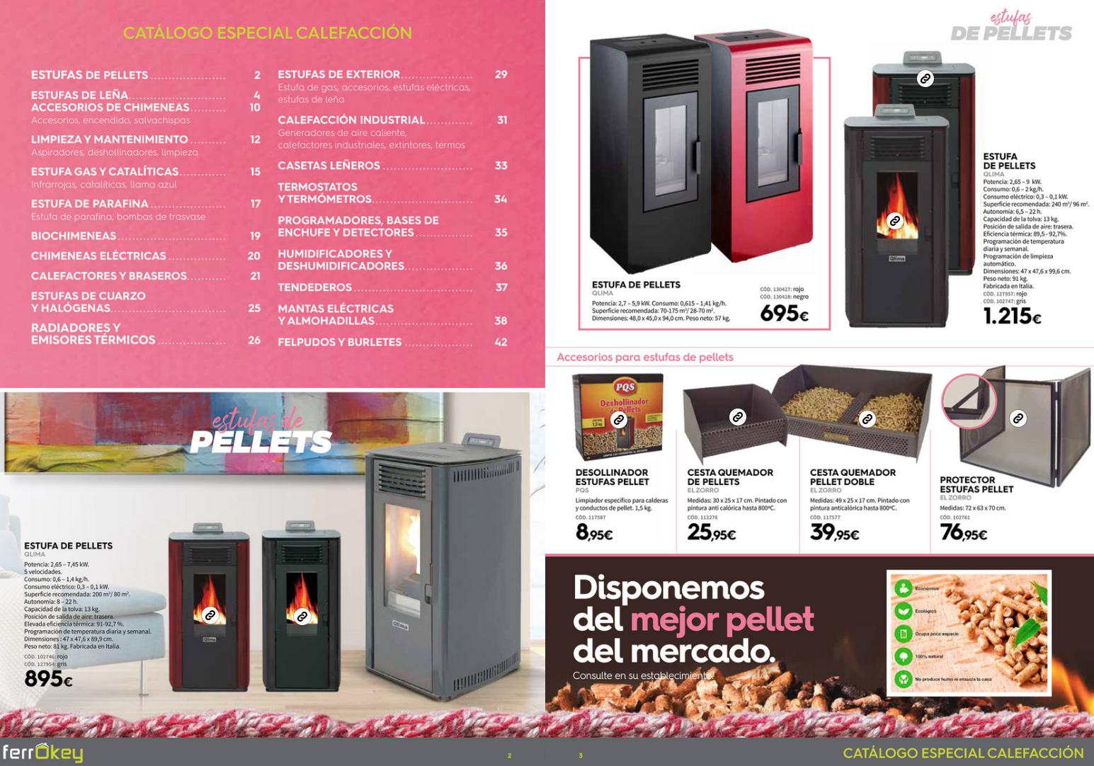 Catalogo especial calefaccion Feinpra Villacañas