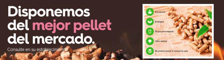 Comprar pellets Villacañas Toledo