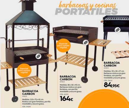 Barbacoas cocinas portátiles Feinpra